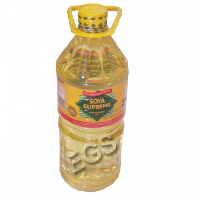 Soya Supreme Oil Bottle 3 Liter