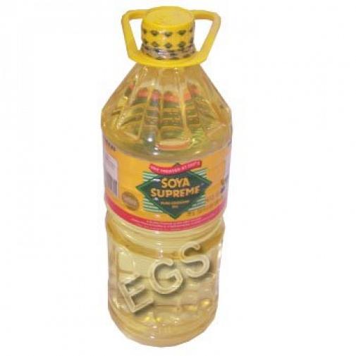 Soya Supreme Oil Bottle 3 Liter