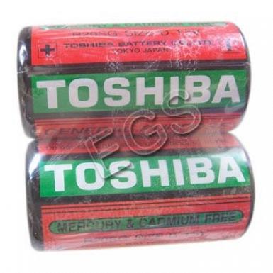 Toshiba Mercury Battery Size-D
