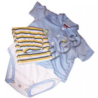 Baby Boy Garments