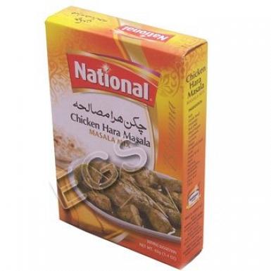 National Chicken Hara Masala 100Grams