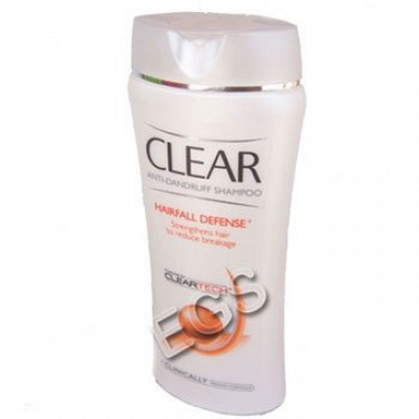 Clear Hair fall Defence Shampoo 400ml