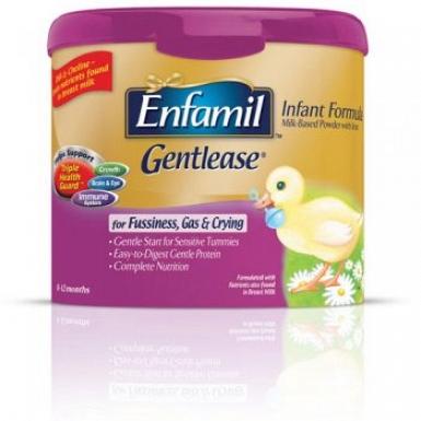 Enfamil Gentlease Baby Milk 400Grams