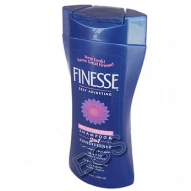 Finesse Moisturizing 2 in 1 Shampoo 200ml