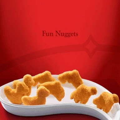 Fun Nuggets K&N's 265Grams