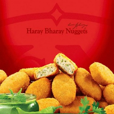 Haray Bharay Nuggets K&N's 270Grams