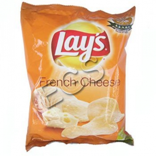 Lays French Cheese Chips 22Grams