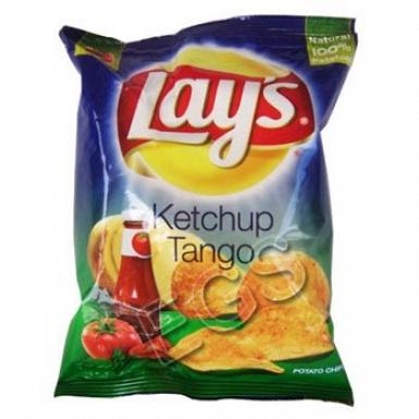 Lays Ketchup Tango Chips 22 Grams