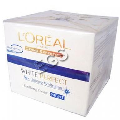 L'OREAL Paris Dermo Soothing Cream Night 50ml