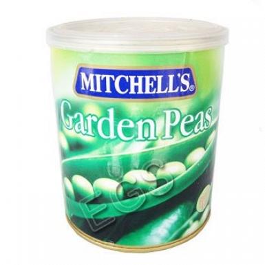 Mitchells Garden Peas 850 Grams