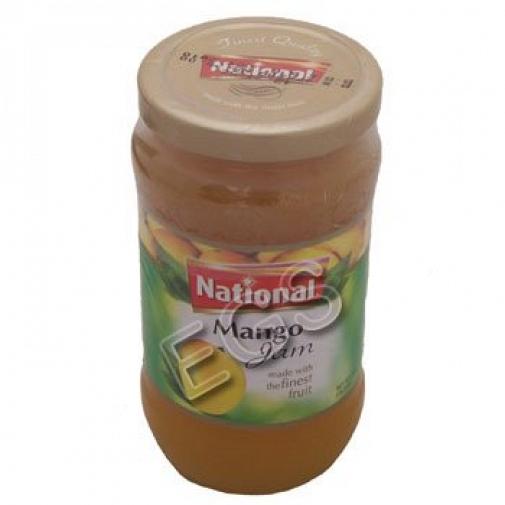 National Mango Jam