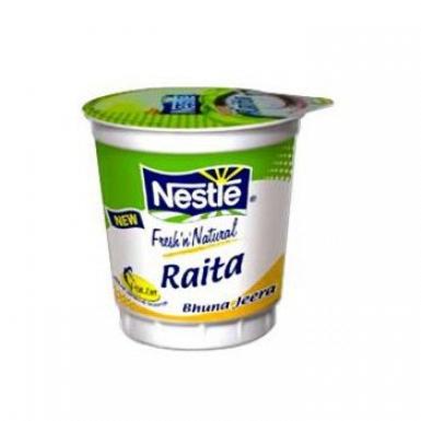 Nestle Bhunna Jeera Raita 250 Grams