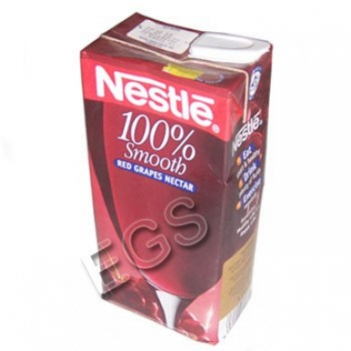 1 Juice Nestle Red Grapes Nectar 1 litre