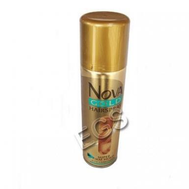 Nova Gold Hair Spray 200 ml