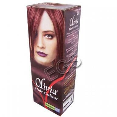 Olivia Hair Colour Mahogany 9