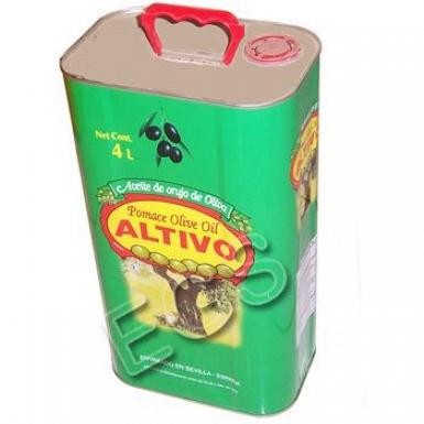 Pomace Olive Oil 4 Litre