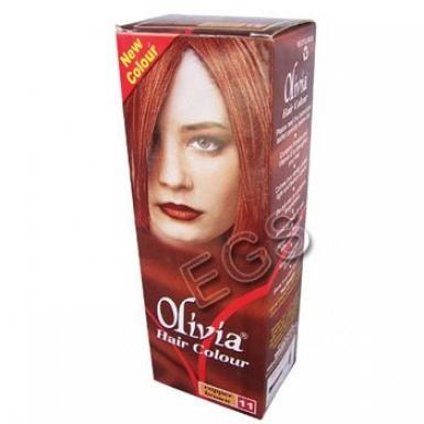 Olivia Hair Colour Copper Browne