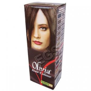 Olivia Hair Colour Medium Brown