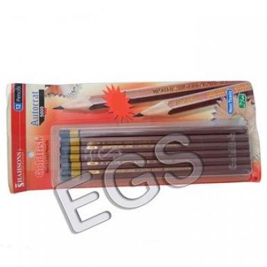 12 Pencils Pack