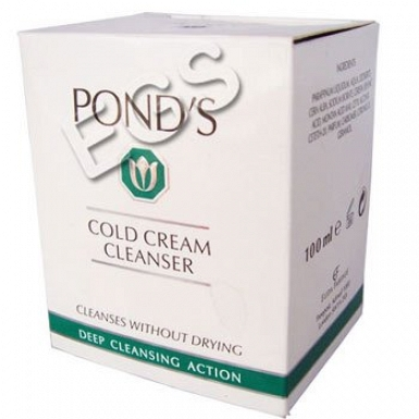 POND'S Cold Cream Cleanser 100Grams