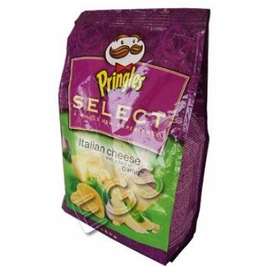 Pringles Italian Cheese Garlic 150Grams