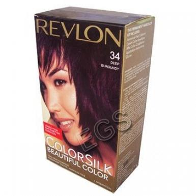 Revlon Deep Burgandy No 34