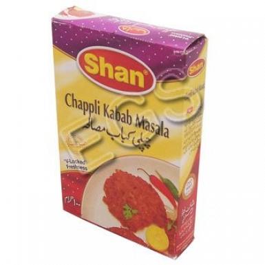 Shan Chapli Kabab Masala 100 Grams