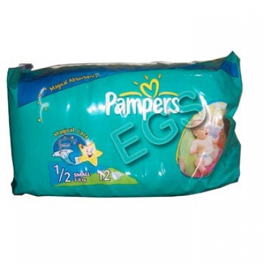 Small Baby Pampers
