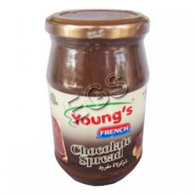 Youngs Chocolate Spread 380Grams