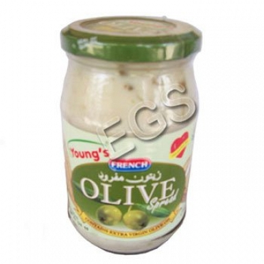 Youngs Olive Spread 300ml