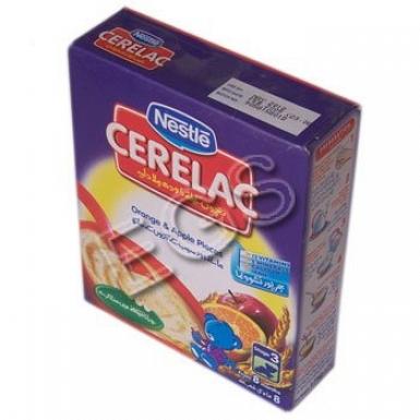 Nestle Cerelac Orange & Apple 100 Grams