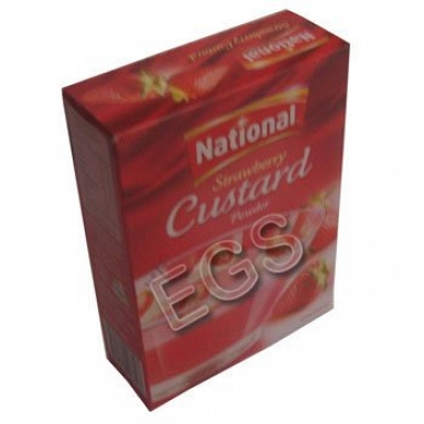 National Strawberry Custard