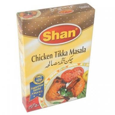 Shan Chicken Tikka