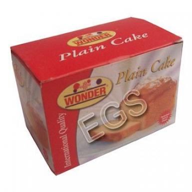 Wonder Plain Cake 100 Grams