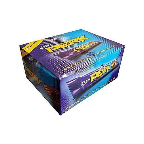 Cadbury Chocolate Perk 7.2Grams (Pack of 24)