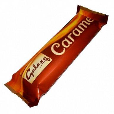 Galaxy Caramel Chocolate 46Grams
