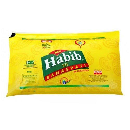 Habib Banaspati Ghee 01 Kg