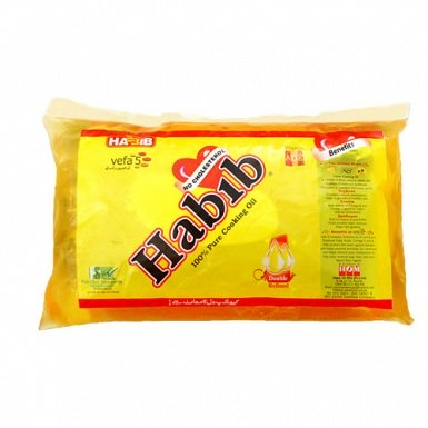 Habib Cooking Oil 01 Litre
