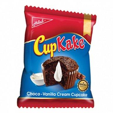 Hilal CupKake Choco vanila cream 12 Pieces of 25Grams