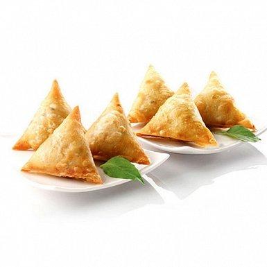 K&N's Achari Samosa (Ready to Cook) 420 Grams