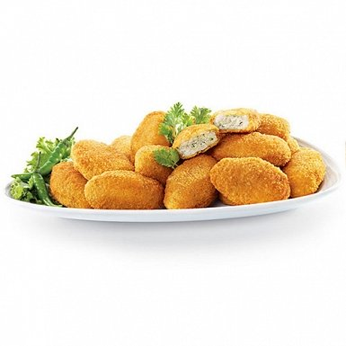 K&N's Haray Bharay Nuggets (Ready to Cook) 1000 Grams