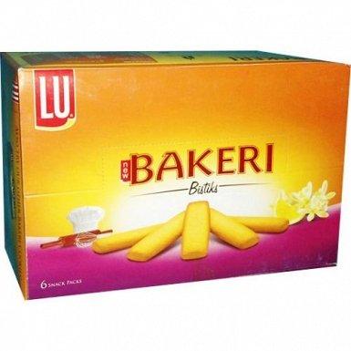 LU Bakeri Bistiks Snack Pack ( Box of 6 )
