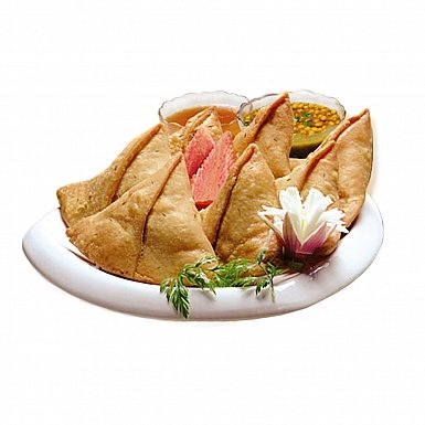Lahori Chicken Samosa from Menu (Ready to Cook) 480 Grams