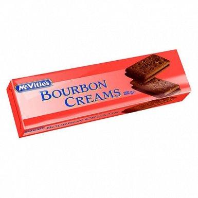 Mcvities Bourbon Creams 200Grams