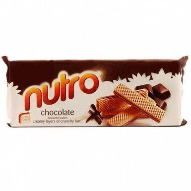 Nutro Chocolate Wafer 80Grams