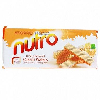 Nutro Orange Wafer 80Grams