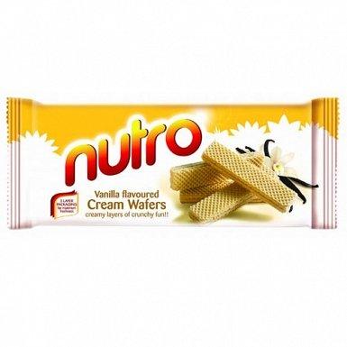 Nutro Vanilla Wafer 80Grams