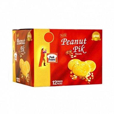 Peek Freans Peanut Pik Box of ( 12 Rolls )