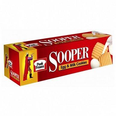 Peek Freans Sooper Egg & Milk Cookies- Box of Snack Pack