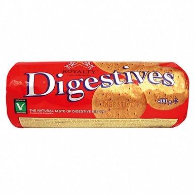 Royalty Digestive Biscuits 400Grams